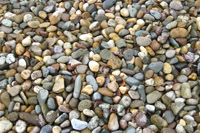 Wexford Beach Pebble - Min 2 ton for FREE Delivery